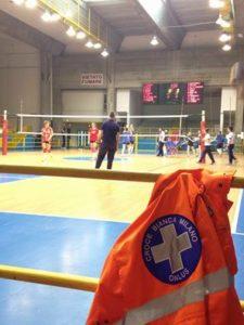 Assistenza eventi sportivi - Croce Bianca Milano sez. Giussago