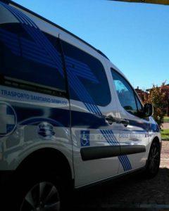 Il parco automezzi Croce Bianca Giussago - Peugeot Partner Tepee 2016 - 276
