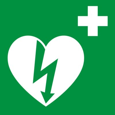 defibrillatori DAE Croce Bianca Giussago