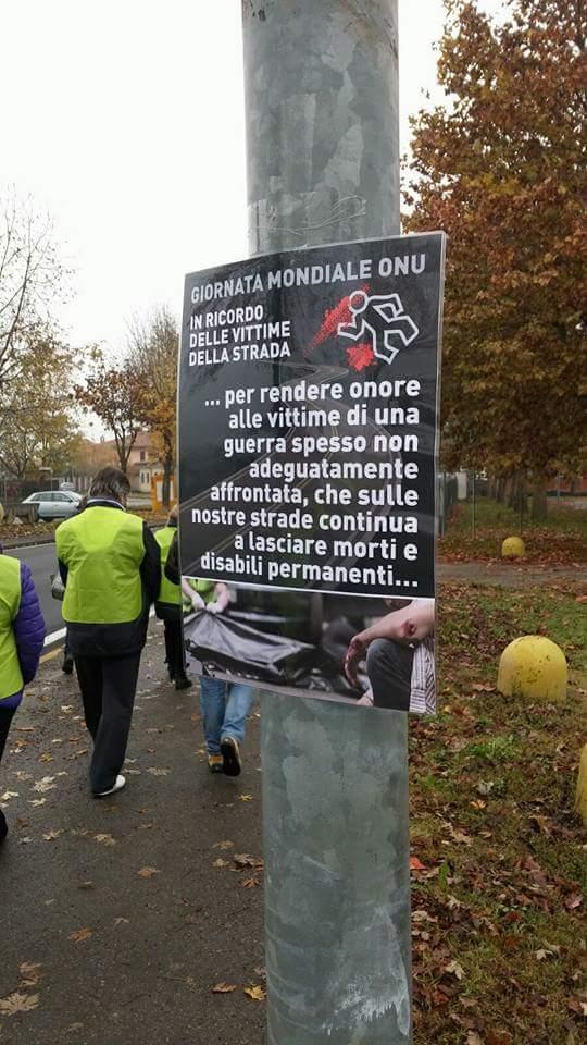 Auser Lilium Rispetta le regole vinci la vita – camminata per non dimenticare - Croce Bianca Milano
