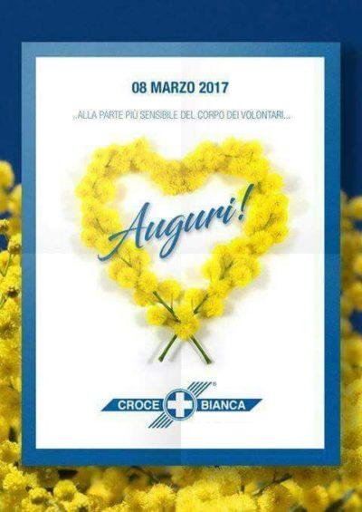 8 Marzo auguri a tutte le donne!!