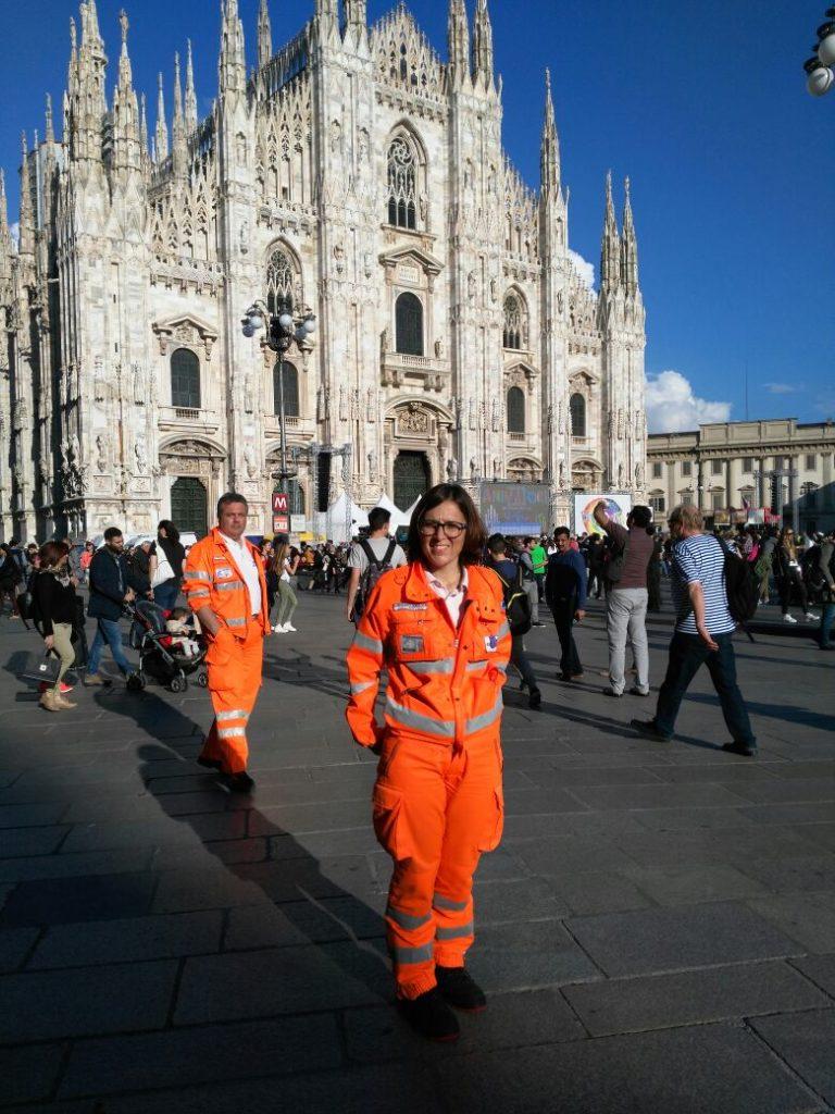 Servizio Milano Duomo