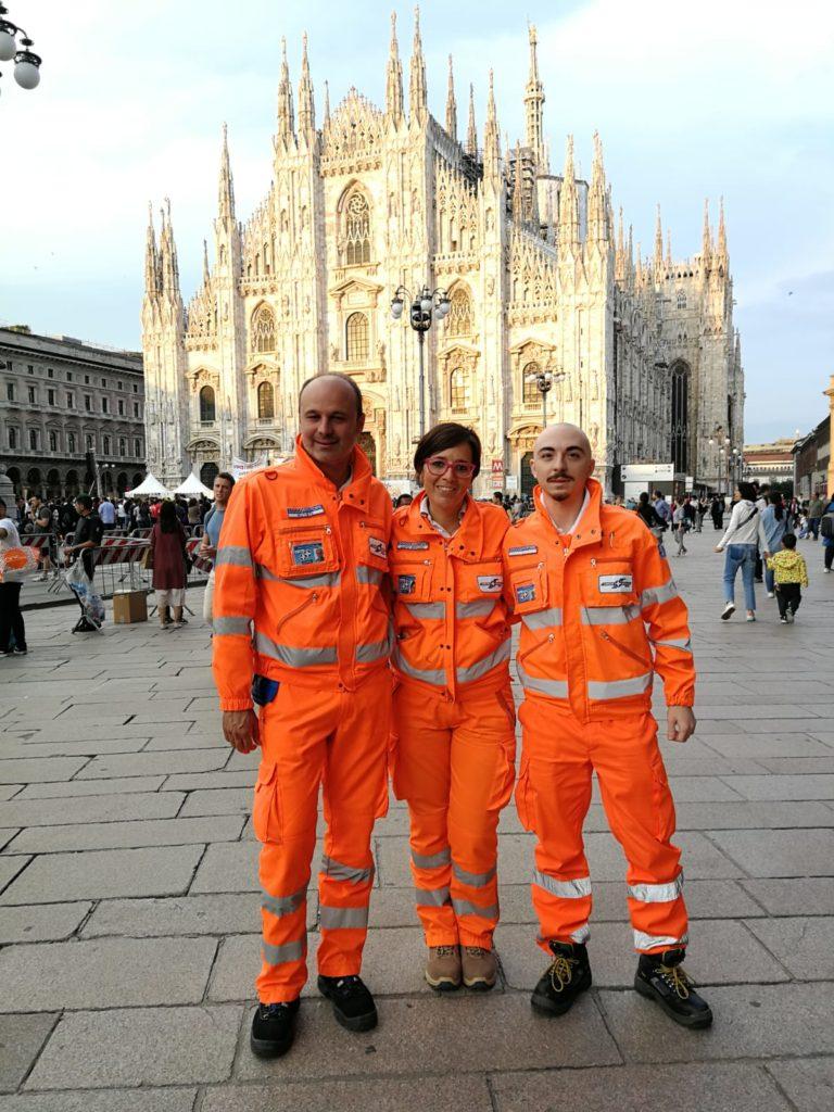 Presentazione grest 2018 Duomo Milano