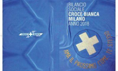 Bilancio Sociale Croce Bianca Milano 2018