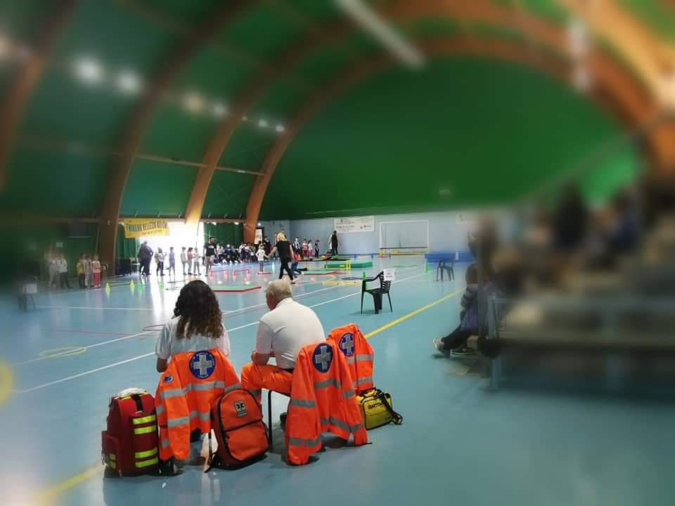 Assistenza a gare sportive