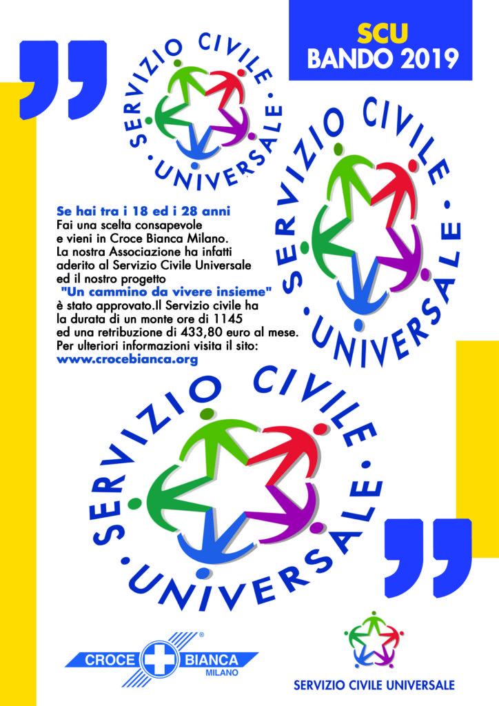servizio civile a Giussago